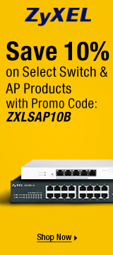 Save 10% on select switch & AP products with promo code