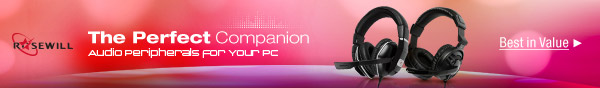 The Perfect Companion Audio Peripherals por your PC
